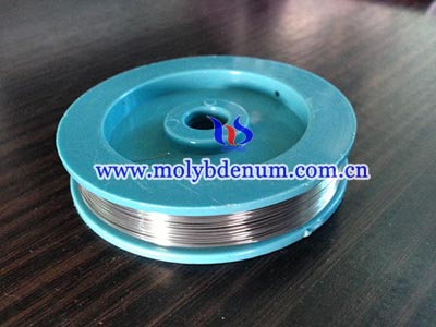 Cleaned Molybdenum Wire Picture